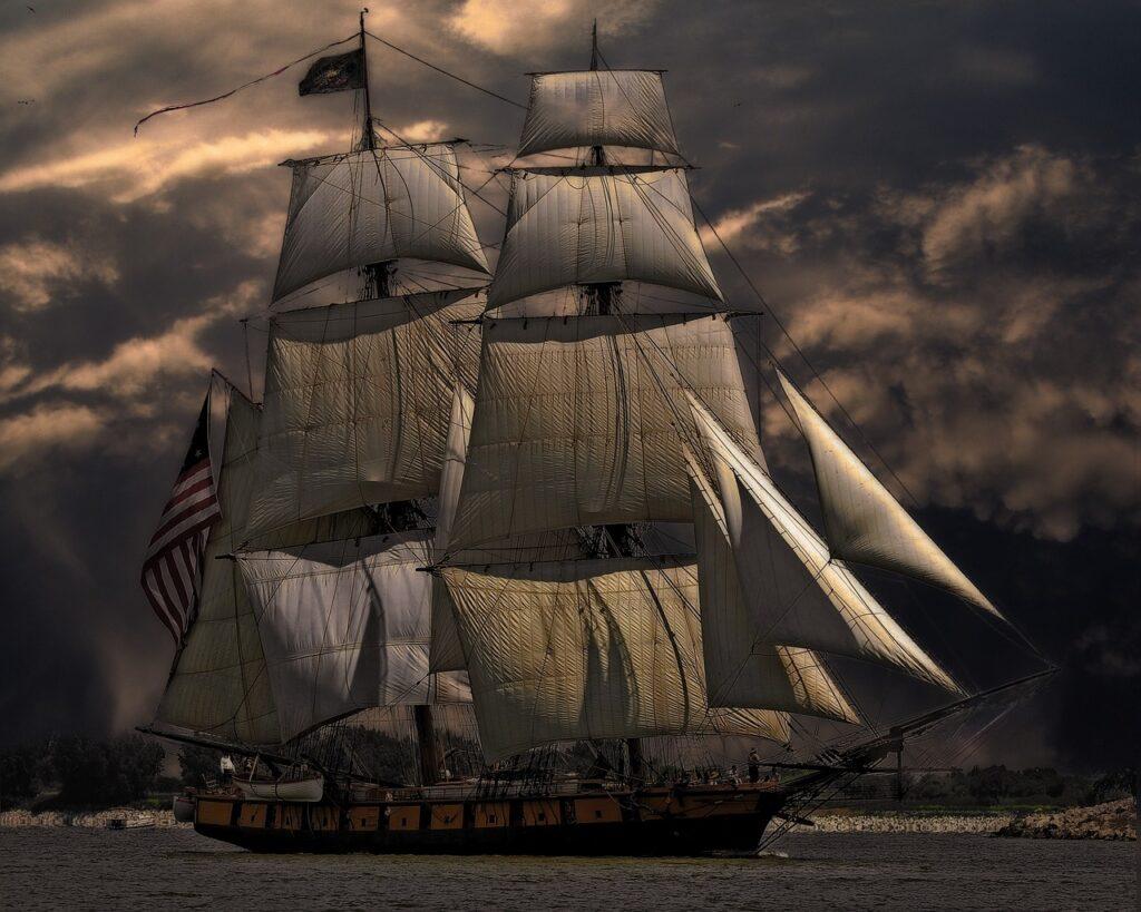 sailing ship 659758 1280